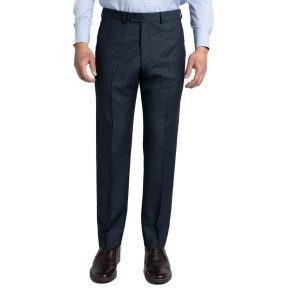 MeoSons DRESS PANTS – NAVY BIRDSEYE