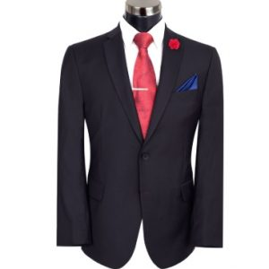 Cole Black Slim Fit Suit Separates By MeoSons
